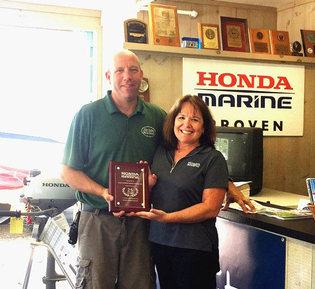Honda Marine - Allen Harbor Marine Service