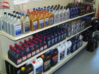 Marine Oil Supplies